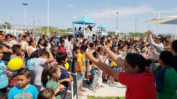 Day of the Child Outreaches 2018